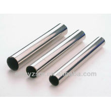 25mm chrome pipe
