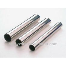 tubo cromado de níquel