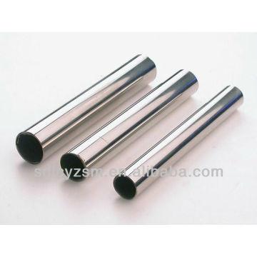 Tubo cromado de 25mm