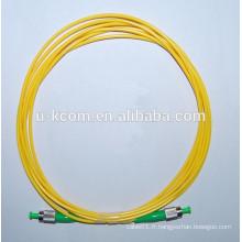 FC / APC-FC / APC Simplex SM Câble de connexion à fibre optique