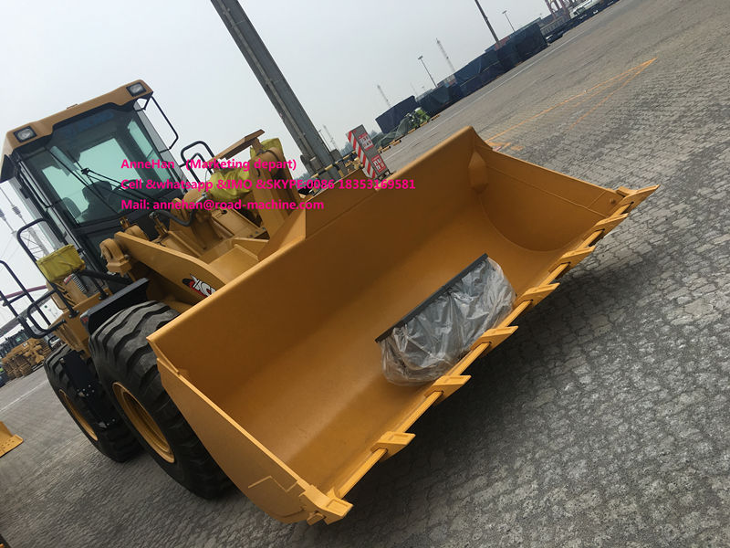 XCMG Official Wheel Loader ZL50GN