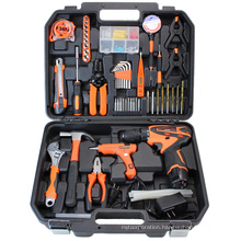 Hot Sale 58PCS Tool Set in Plastic Box Electric Tool Hand Tool