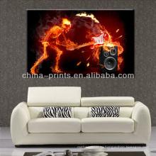 Высокое качество Аннотация Картина Печать Home Decor Холст Печать