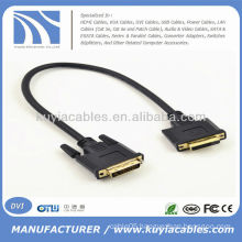 40CM DVI Male to Female Cable M/F For DVD LCD HDTV PC 1080P