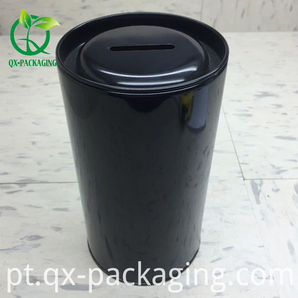 D85 220mm Round Tin Box