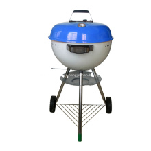 Barbecue au charbon de 18 po pour bouilloire