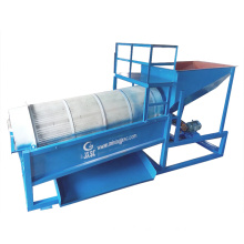 450Tph Large Capacity Alluvial Gold Washing Trommels