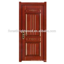 Neue Design Melamin Holztür für interne Innentür