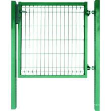 Puerta de jardín para panel 3D