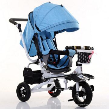 2017 Novo Modelo Crianças Triciclo Triciclo Do Bebê Crianças com Preço de Fábrica