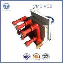 Disjoncteur de série de Vmd actionné par ressort de 24kv AC 630A 1250A 2000A 2500A