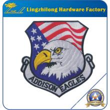 Patch personnalisé 100% broderie Eagle Design