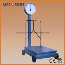 200/300/500kg Medical Double Dial Platform Scale
