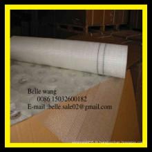 4 * 4 et 5 * 5 chiffon en fibre de verre résistant aux alcalis
