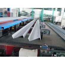 Полуавтоматический Z-Uc Purlin Roll Forming Supplier