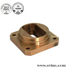 Custom Made Copper CNC Prototyping Company