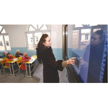 55 inches multi-touch interactive electronic whiteboard with PC and TV functions