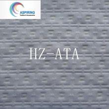 Tissu de matelas en jacquard en tricot tricoté imperméable à l'eau