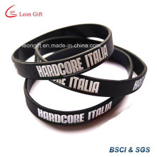 Promotional Rubber Wristband for Custom Logo