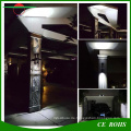 Im Freien drahtloser 400 Lumen RGB 8LED solarbetriebener LED-Scheinwerfer, Doppelkopf-wasserdichtes flexibles Wand-Berg-Garten-Licht