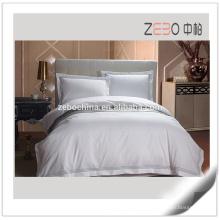 Люкс 400 Нить Кол-во Ткань Супер мягкий египетский хлопок Мотель Bed Sheets