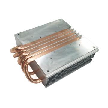 Светодиодный радиатор мощностью 350 Вт с 5 тепловыми трубками