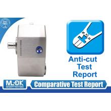 MOK@ 78/50WF Anti-cut Comparative Test Report
