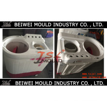 Molde de modelagem plástico personalizado OEM da máquina de lavar da cuba