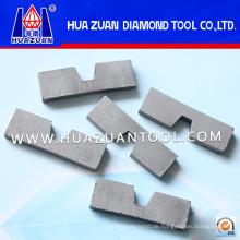 Daimond-Segment -3000mm Granit-Schneidmesser - Einzelblatt
