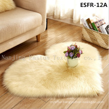 Long Pile Faux Sheep Fur Rugs Esfr-12A
