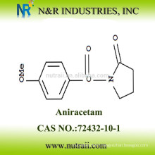 High Quality CAS#: 72432-10-11 95% Aniracetam