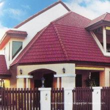 Hochfeste Synthetische Terrakotta-Dachziegel auf dem China-Markt