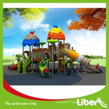 Liben Play 2015 Le plus récent design Fairytale Series Équipement de terrain de jeu extérieur pour le parc d'attractions en plein air