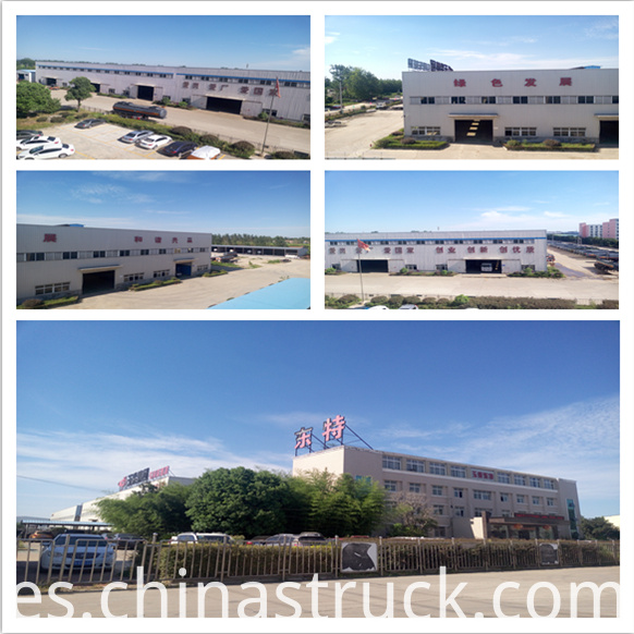 YUCHAI DONGTE TRUCK FACTORY PICTURES