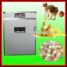 Poultry Hatcher / Incubator for 1512 pcs Duck Eggs( made of Color Plate )