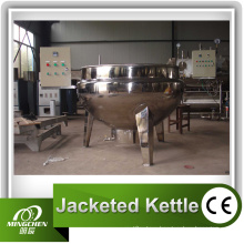 Electric Steam Jacket Kettle