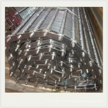 200mm width stainless steel conveyor belt price
