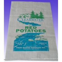 PP Woven Bag /Flour Bag /Valve Bag / Fertilizer Bag