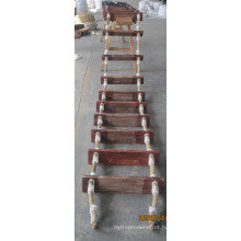 Escadas de corda / Escadas / Escadas de PP