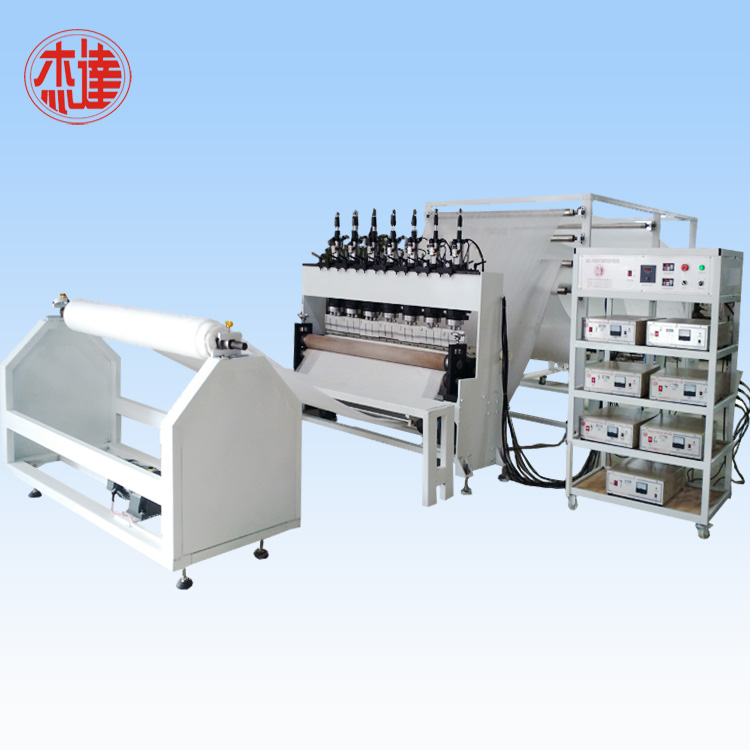 ulttasound embossing cushion machines