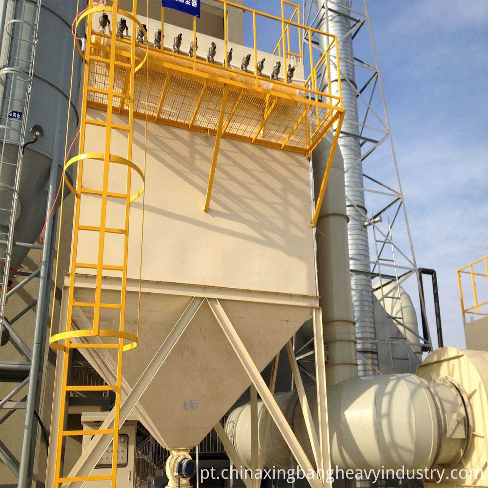 Dust Remover Waste Gas Treatment