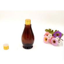 Botella de cristal cristalina al por mayor vacía 50ml para el perfume (NBG07)
