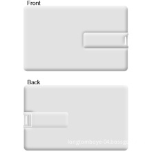 Empty Image Credit Card USB Flash Drive