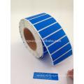 Garantieaufkleber Sicherheitsetiketten X Leere Aufkleber Siegelaufkleber