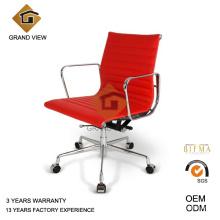 Silla de aluminio giratoria oficina muebles (GV-EA117)