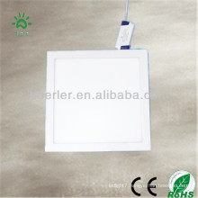 huerler manufacturing direction main product 4w/6w/9w/12w/15w/18w round/square shape shenzhen led panel light