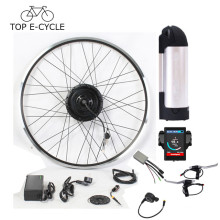 Top E-Bike 500W Bafang Wheel Motor Ebike Bicicleta Eléctrica Conversión Kit China