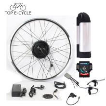 E-Bike Top 500 W Bafang Roda Do Motor Ebike Elétrica Bicicleta Kit De Conversão China