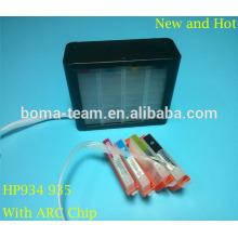 Système d'alimentation en encre continue pour HP934 935 ciss Compatible pour imprimante HP Officejet pro 6830 6230 6830XL