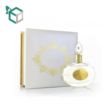 High End Perfume Custom Round Paper Box